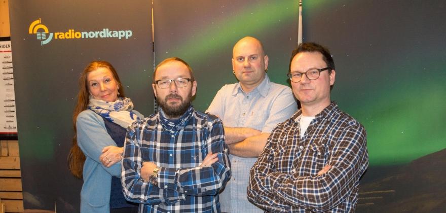 Radiodebatt om Nordkapp