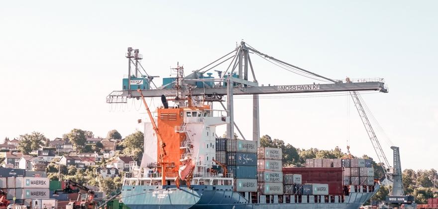 Spørsmål om den nye godsruten i Nord-Norge
