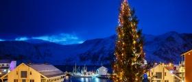 Åtte bidrag i julekortkonkurransen