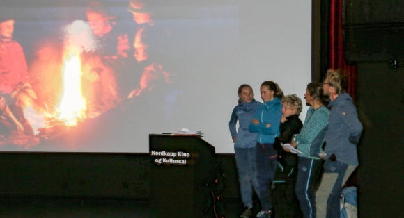 Åpning av barnefilmfestivalen