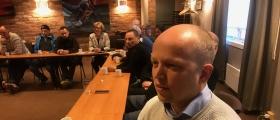 Kan skrive Sp-historie i Finnmark