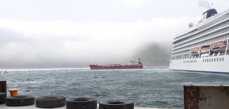 Stormen i Honningsvåg – se filmen