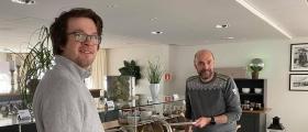 Inviterer Honningsvåg Musikkforening på frokost