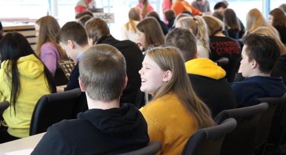 Vevang valgt til nestleder i Ungdommens fylkesråd