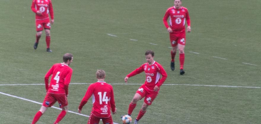 Serierunde i Finnmark i midtuken