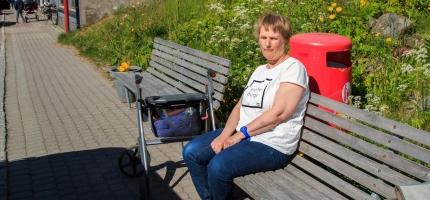 Nordkapp kommune vil ha din mening om forskjønning av sentrum