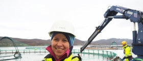 Ny produksjonssjef sjø i Grieg Seafood Finnmark