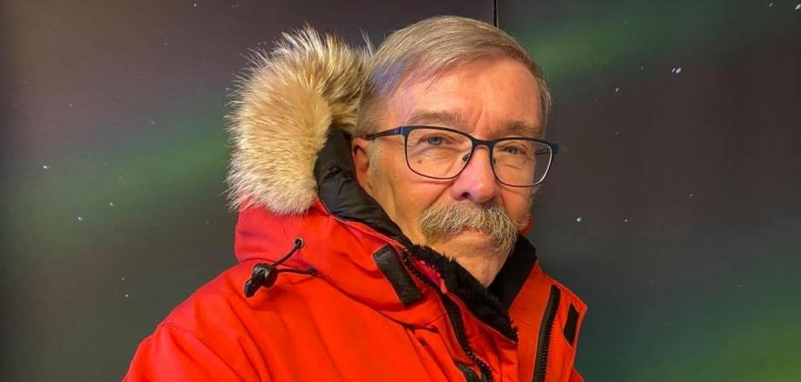 Spørsmål om Ulf Syversen