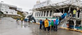 Plukket over 100 tonn i Finnmark