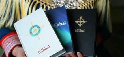 Feirer Biibbal 2019, ny nordsamisk bibel