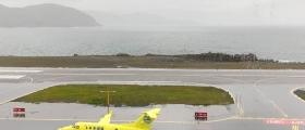 Forlenger midlertidig ambulansehelikopterbase i Kirkenes