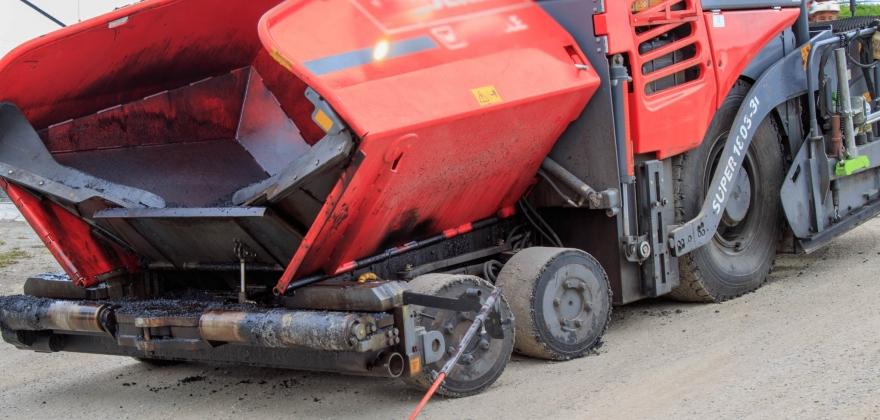 Nordkapp ikke med i asfaltprogrammet