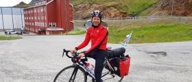 Syklet 3 500 kilometer på 25 dager