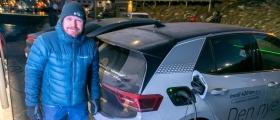 Ingen problem med elbil i minus 30