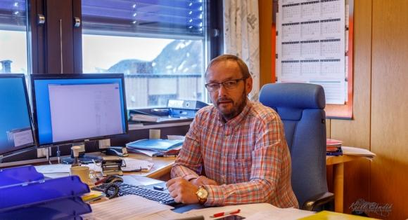 Lars-Helge Jensen søker om fritak fra taushetsplikten