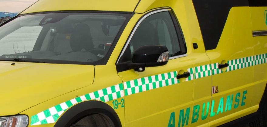 Bilulykke i Porsanger