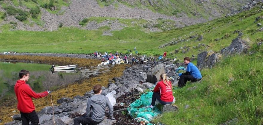 Mer enn 36 000 tonn søppel i Barentshavet