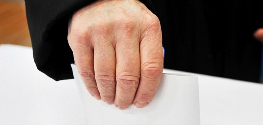 Stortingsvalget i Lebesby kommune