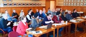 Mange aktører deltok på seminar om fisketurisme