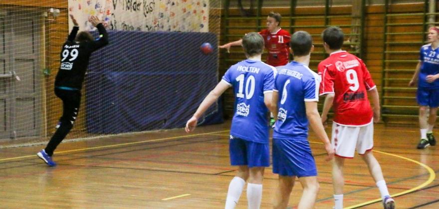 17 håndballkamper i Honningsvåg i helgen