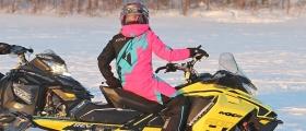 Forslag til forskrift om løypenett for snøscooter i Lebesby kommune