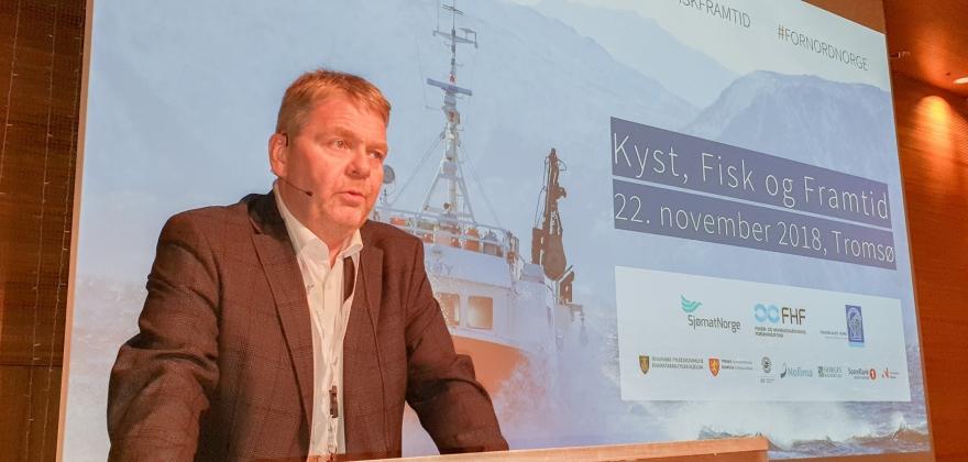 Hansen mener smugling av fisk rammer kystfiskere