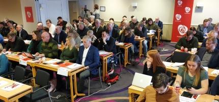 Årsmøtet i Finnmark Ap avlyst