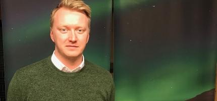 Håkon Knudsen er Scandics talsperson i Nordkapp-saken