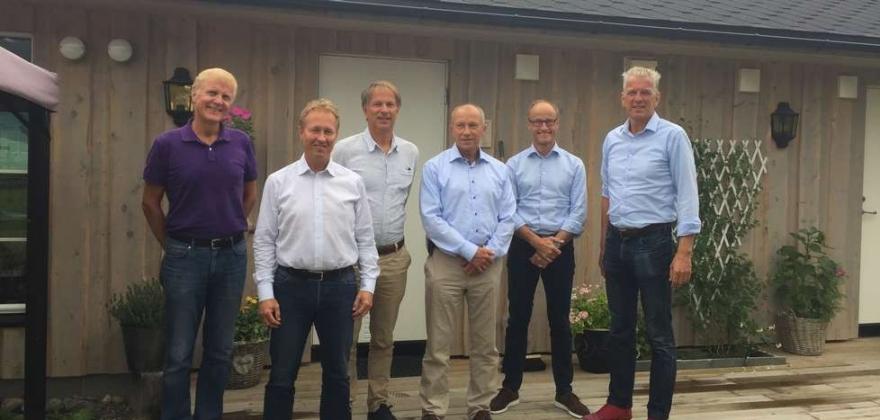 Diskuterte mulighetene i Finnmark