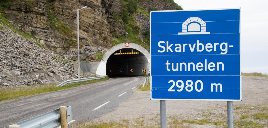 Skanska skal bygge Skarvbergtunnelen