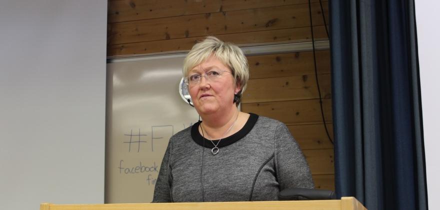 Aspaker ønsker stillingen som Fylkesmann i Troms og Finnmark