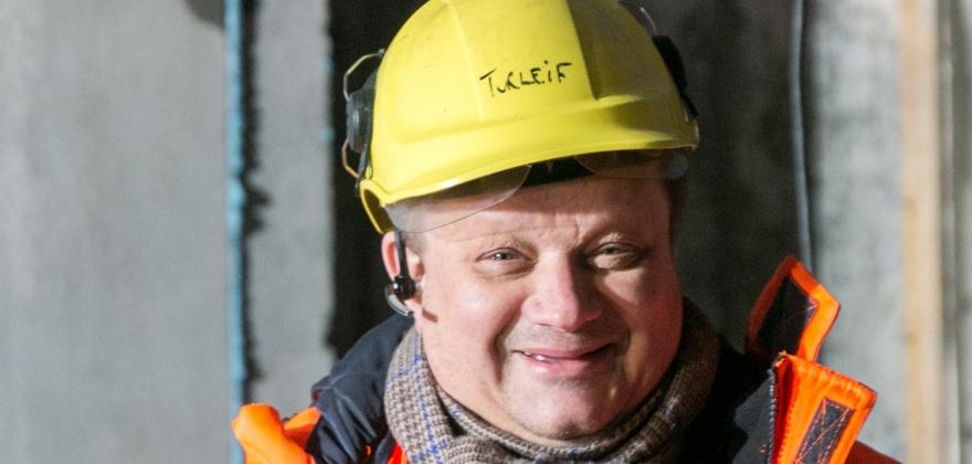 Ønsker å bygge boenheter til skoleelever i Honningsvåg