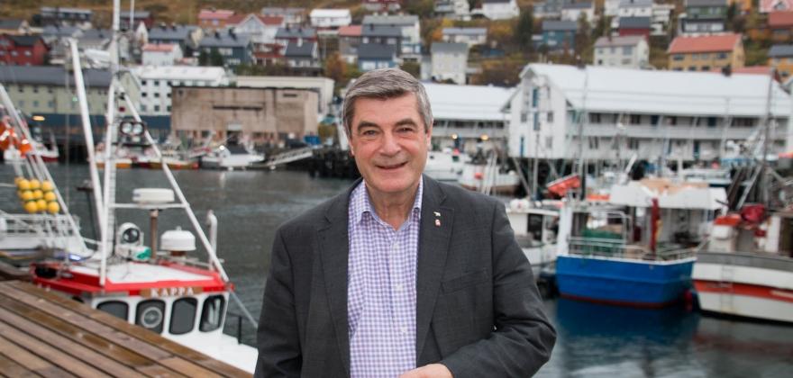 Alf E. Jakobsen, kandidat til Årets Kommuneprofil
