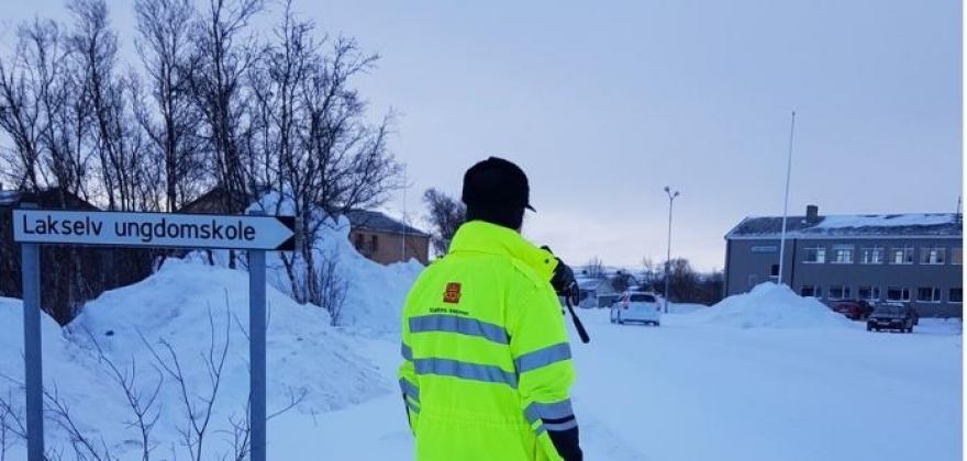 Statens vegvesen vil fortsatt kontrollere mange kjøretøy