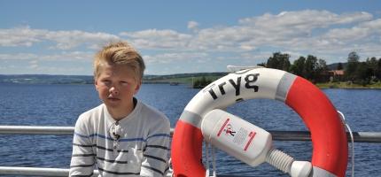 Har plassert ut minst 60 livbøyer i Nordkapp