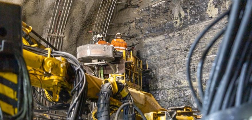 Den nye Skarvbergtunnelen koster 1,457 milliarder kroner