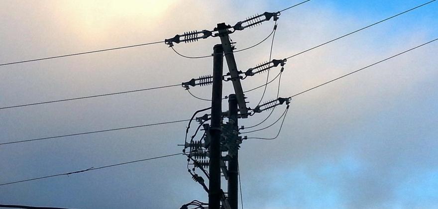 Skarsvåg har strøm igjen