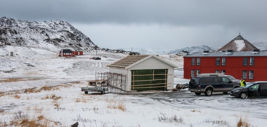 Fått mer penger til snøskuter