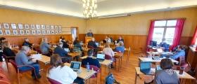 Debatt i valg av forliksråd
