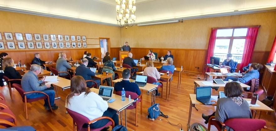 Etterlyser valget av forliksråd i Nordkapp