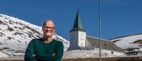 Nils slutter som kirkeverge