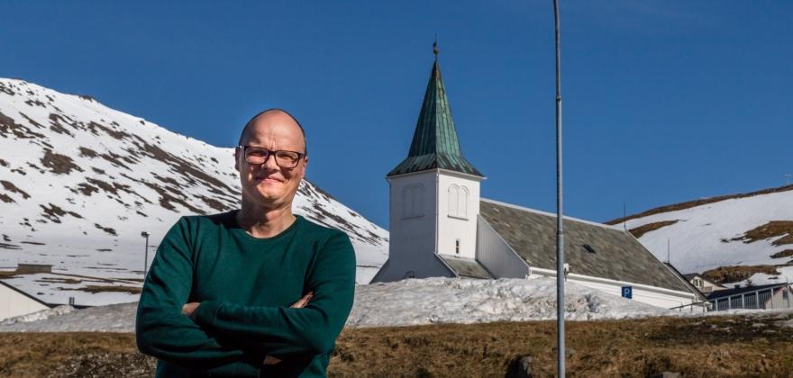 Kirkeverge Niels Westphal