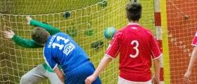 Håndballkamper på søndag