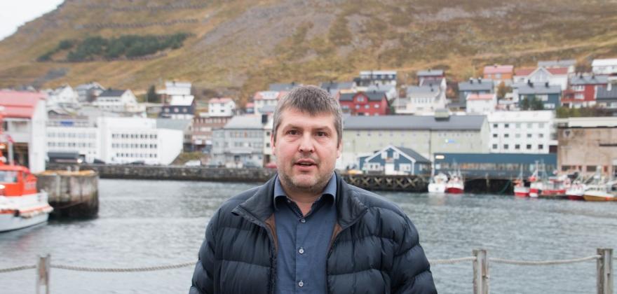 Inviterer Bengt Rune Strifeldt til Kamøyvær