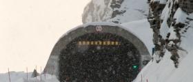 Skarvbergtunnelen stengt 1 time fra kl. 10