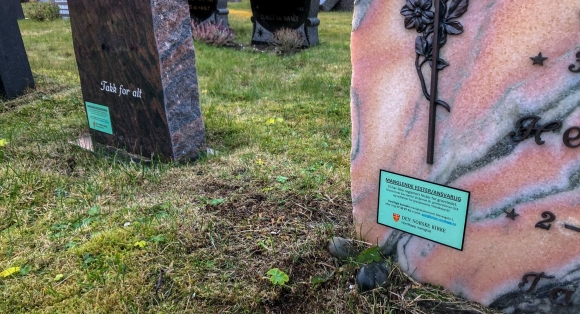 Jobber med å få bedre oversikt over gravminnene