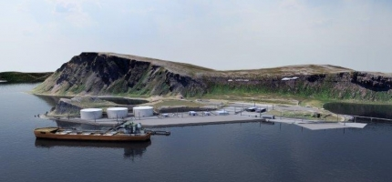 Fylkestinget akseptere skip til skip som midlertidig løsning