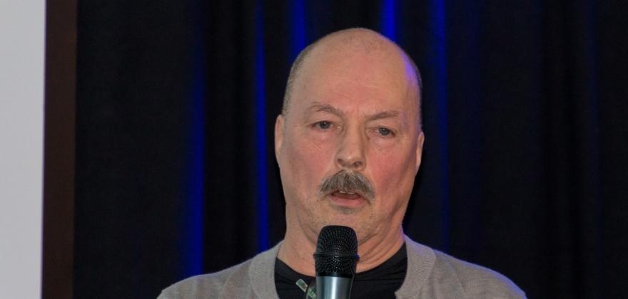 Torkjell Johnsen gjenvalgt som leder i Finnmark Fotballkrets
