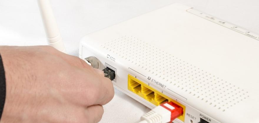 Tregt internett i Finnmark