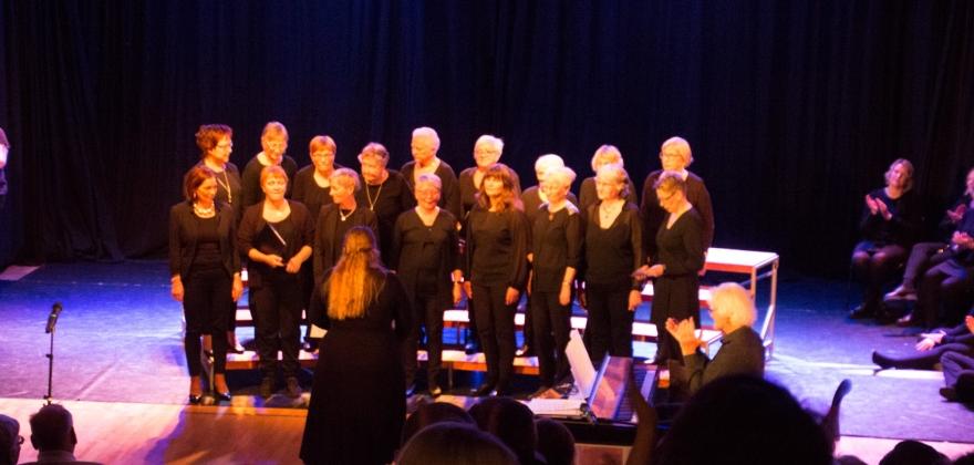 Allehelgenskonsert i Honningsvåg